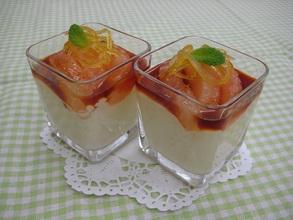 なめらかプリン&ココフィンガー(卵、乳製品使用)【5/22(水)14:30~18:00】