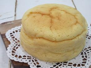 9月6日(金)10:30~13:30 スフレチーズケーキ