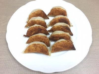 12月11日(水)12日(木)14:30~ 焼き餃子
