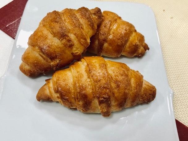 パン作り体験,クロワッサン,グルテンフリー